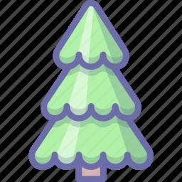 fir, tree, xmas icon
