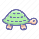 slow, turtle icon