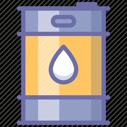 barrel, gasoline, oil icon
