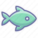 fish, marine icon
