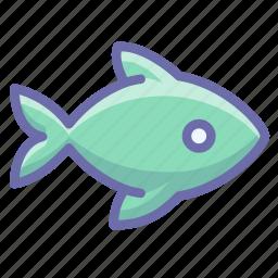 fish, marine icon