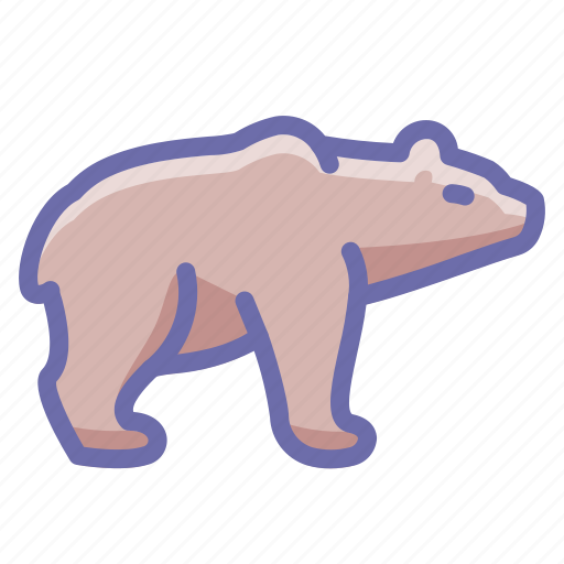 bear, grizzly icon