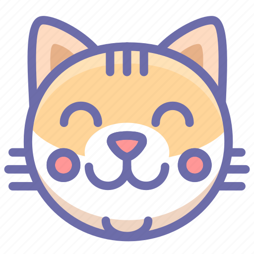 cat, kitty, pussy icon