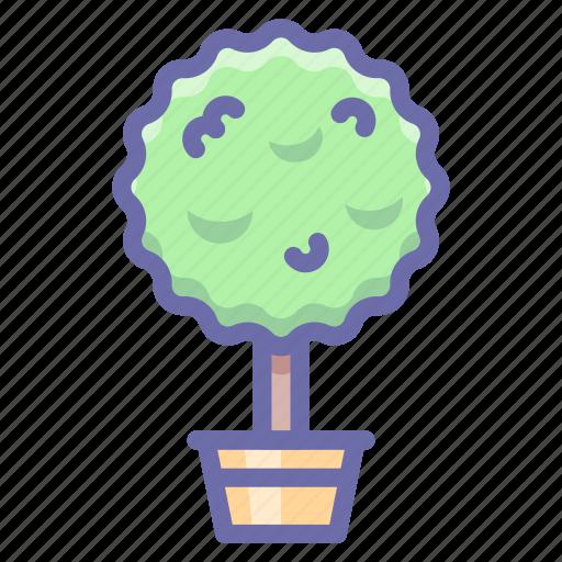 decoration, home, tree icon