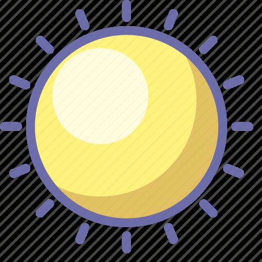 helios, sun icon