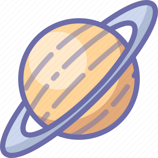 Planet, saturn, space icon - Download on Iconfinder