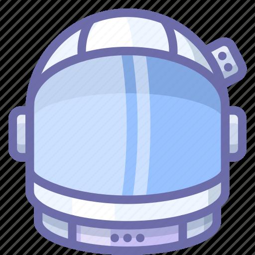 astronaut, helmet, space icon