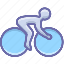 bicycle, olympic, sport
