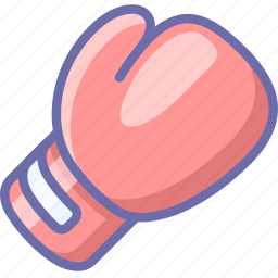 boxing, fight, glove icon