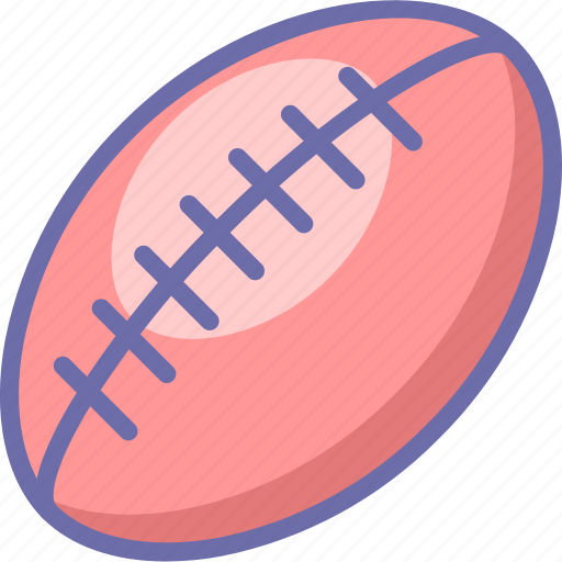 american, ball, competition, football, game, sport icon
