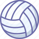 ball, sport, volleyball