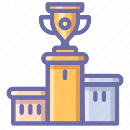 competition, olympics, winner icon