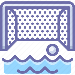 gate, polo, sport icon