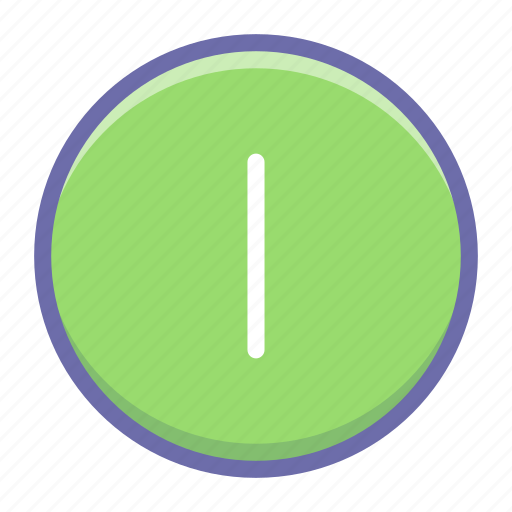 On, switch, tumbler icon - Download on Iconfinder