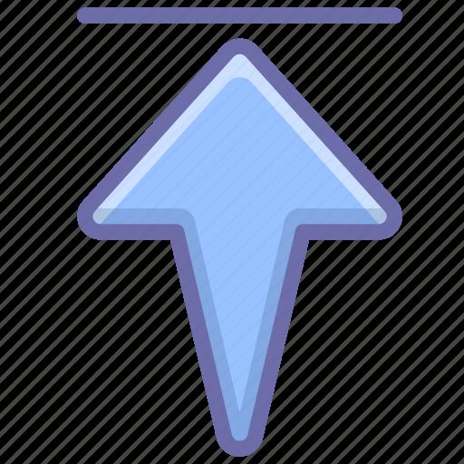 arrow, home, up icon