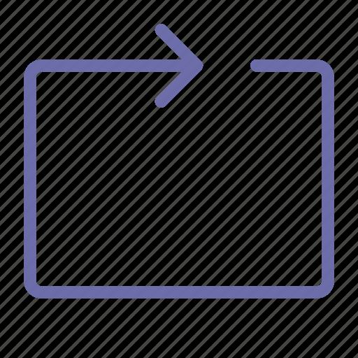 Arrow, loop, repeat icon - Download on Iconfinder