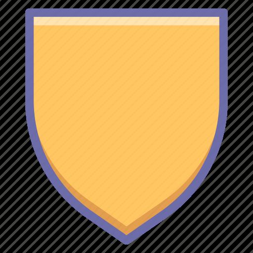 blazon, logo, shield icon