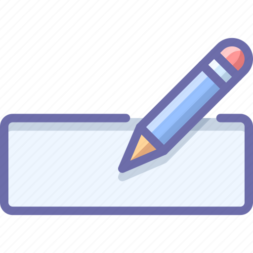 edit, form, pencil icon
