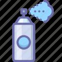 airbrush, deodorant, spray