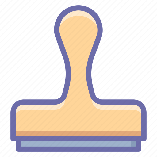 clone, press, stamp icon