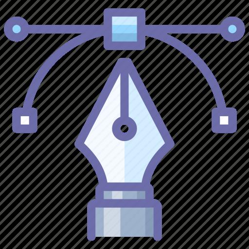 Design, illustration, pen icon - Download on Iconfinder