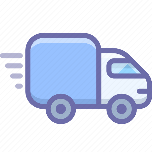 car, delivery, logistic, transport, truck icon