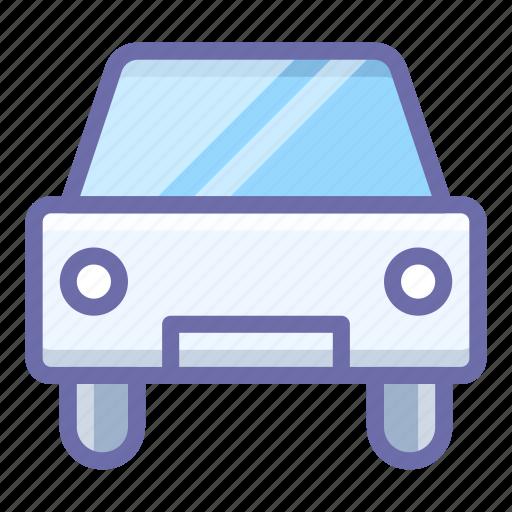 car, passenger, transport icon