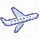plane, takeoff