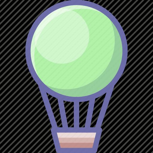 air, baloon, hot icon