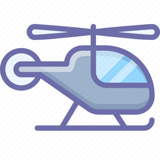 copter, helicopter icon
