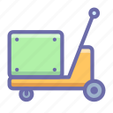 construction, equipment, forklift, industrial, logistic, pump, truck icon
