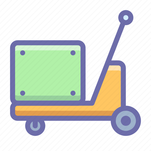 forklift, logistic, pump, truck icon