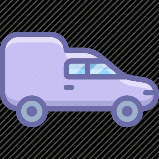 car, van icon