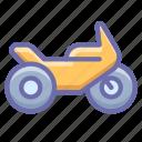 motorcycle, transport, motorbike