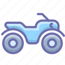 atv, safari icon