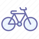 bicycle, sport, transport