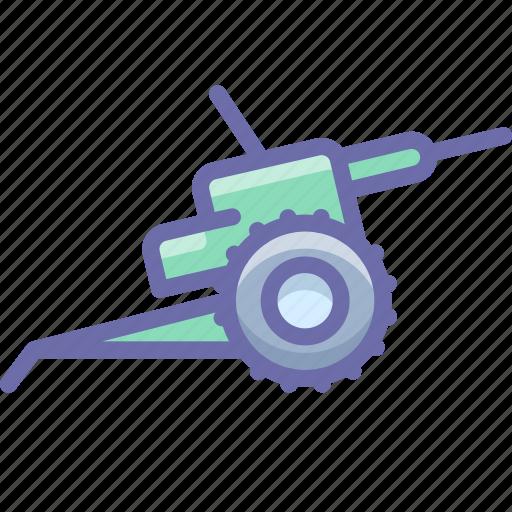 cannon, military icon