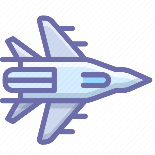 Bomber, military, plane, war icon - Download on Iconfinder