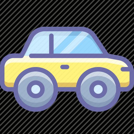 car, compact, passenger icon
