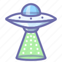 alien, space, ufo icon