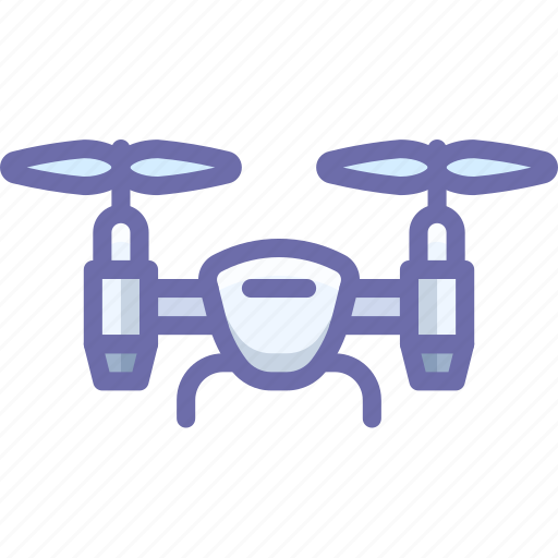 airdrone, copter, drone, quadcopter icon