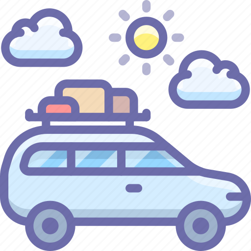 Camping, car, travel icon - Download on Iconfinder