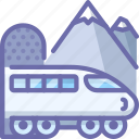 train, transport, tunnel