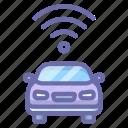 car, signal, transport