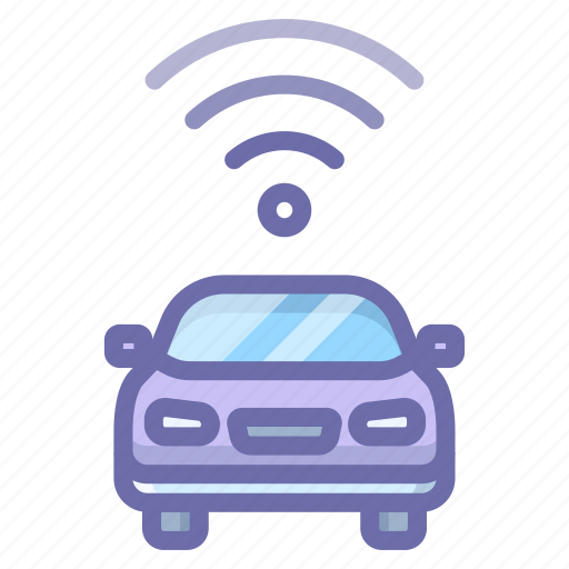 Car, signal, transport icon - Download on Iconfinder