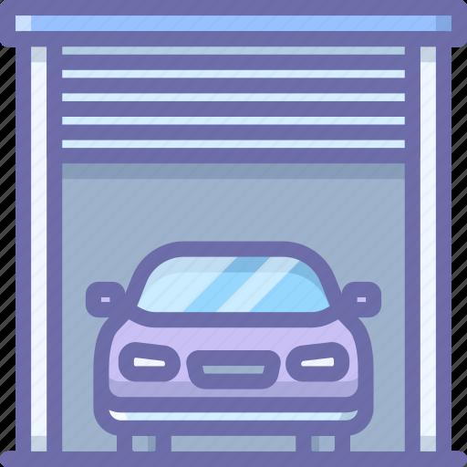 Car, garage, transport icon - Download on Iconfinder