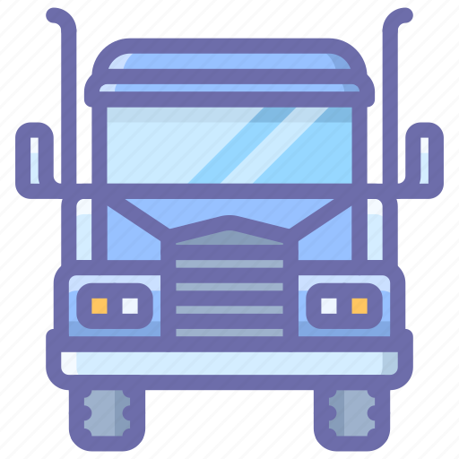 cargo, delivery, truck icon