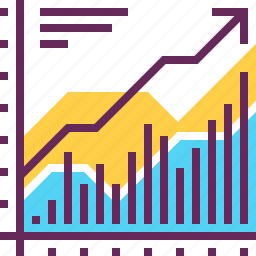 analytics, business, chart, data, graph, graphic, infographics icon