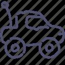 car, toy icon