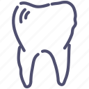 care, dentist, medical, tooth icon